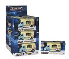 Alltoys Teamsterz zmrzlinářské auto se zvukem a světlem