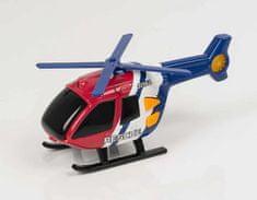 Alltoys Teamsterz záchranný vrtulník se zvukem a světlem
