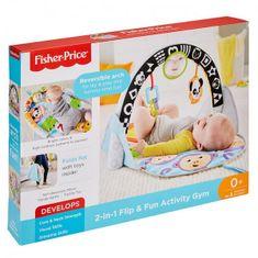 Fisher-Price Fisher Price DEČKA PRO AKTIVNÍ ZÁBAVU 2v1