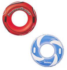 Mikro Trading Nafukovací kruh s úchytmi, priemer 102cm