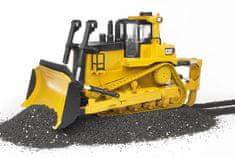 BRUDER Konstrukčné vozy - pásový bager CAT