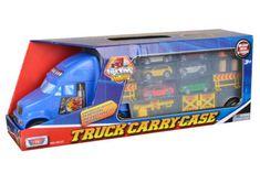 Lamps Kamion s autíčky a doplňky