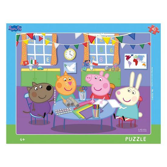 DINO Peppa Pig:Ve školce 40D deskové