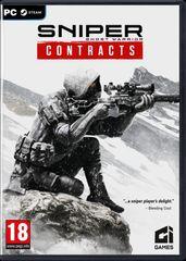 CI Games Sniper Ghost Warrior Contracts igra, PC