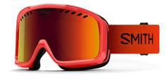 Smith Project skijaške naočale, crvene