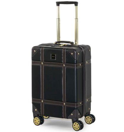 Rock Cestovní kufr TR-0193/3-S ABS - černá