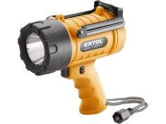 Extol Light Svítilna 5W CREE XPG LED, vodotěsná, 300lm, dosvit 400m, čas svícení 6h