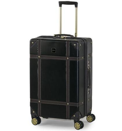 Rock Cestovní kufr TR-0193/3-M ABS - černá