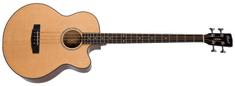Cort AB 850F NAT Elektroakustická basgitara