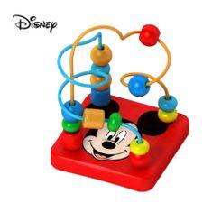 Derrson Disney Dřevěný motorický labyrint Mickey