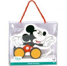 Derrson Disney Dřevěný tahací Mickey Mouse