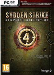 Kalypso Media Sudden Strike 4: Complete Collection igra (PC)