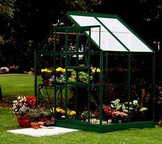 VITAVIA skleník VITAVIA VENUS 2500 číre sklo 3 mm zelený