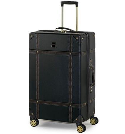 Rock Cestovní kufr TR-0193/3-L ABS - černá