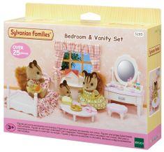 Sylvanian Families sypialnia z toaletką dla damy