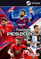 Konami eFootball PES 2020 igra (PC)