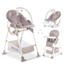 Hauck Sit´n Relax 3v1 2020 jídelní židlička stretch