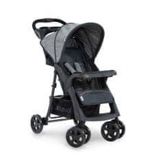 Hauck otroški voziček Shopper Neo II 2020, grey/charcoal, siv