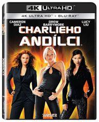 Charlieho andílci (2 disky) - Blu-ray + 4K Ultra HD