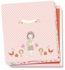 Djeco Súprava denníčkov a doplnkov Rosalie