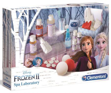 Clementoni FROZEN 2 SPA laboratórium