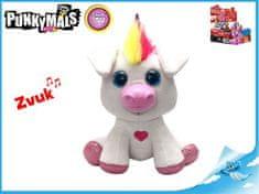 Mikro Trading Punkymals plyšové zvířátko Blink 18cm na baterie smějící se v krabičce