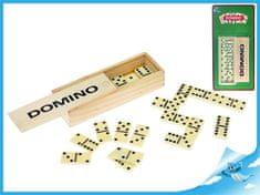 Mikro Trading Domino 28ks v dřevěné krabičce