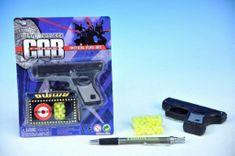 Mikro Trading Pistole na kuličky 10cm + kuličky