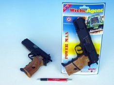 Mikro Trading Pistole - Kapslovka Powerman