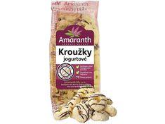 Amaranth life Krúžky jogurtové 100 g