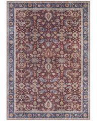 NOURISTAN AKCE: 80x200 cm Kusový koberec Asmar 104004 Bordeaux/Red