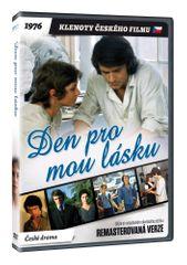 Den pro mou lásku - edice KLENOTY ČESKÉHO FILMU (remasterovaná verze) - DVD
