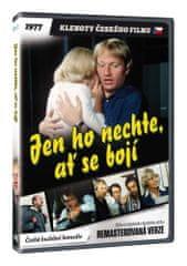 Jen ho nechte, ať se bojí - edice KLENOTY ČESKÉHO FILMU (remasterovaná verze) - DVD