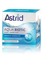 Astrid Denný a nočný krém pre normálnu a zmiešanú pleť Aqua Biotic 50 ml