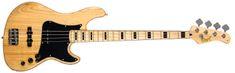 Cort GB54 JJ NAT Elektrická basgitara