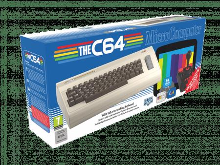 Koch Media The C64 igralna konzola z igrami