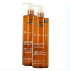 Nuxe Zvláčňujúci sprchový gél na telo i tvár Reve de Miel (Face and Body Ultra -Rich Clean sing Gel) 2 x