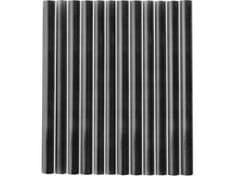 Extol Craft Tyčinky tavné čierne 12ks, pr.7,2mm, dĺžka 100mm