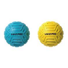 LivePro Masážní míč LivePro na nohy - SET 2 ks