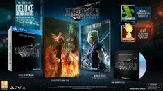 Square Enix Final Fantasy VII Remake - Deluxe Edition igra, PS4