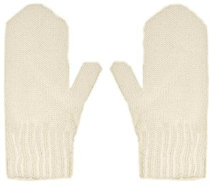 Maximo dívčí rukavice palčáky 2 bílá