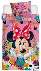 Jerry Fabrics Minnie Blossoms dječja posteljina