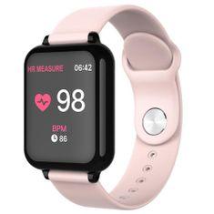 NEOGO SmartBand C57, fitness náramok, ružový