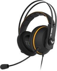 Asus TUF Gaming H7 Core, žlutá (90YH01RY-B1UA00)