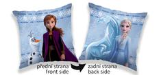 Jerry Fabrics Vankúšik Frozen 2 sides