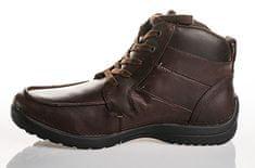 Levi's Pánská kožená kotníková obuv