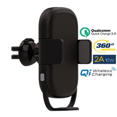Platinet Puchwi auto-punjač, Quick Charge 3.0, 2A