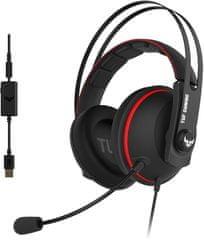 Asus TUF Gaming H7, červená (90YH01VR-B8UA00)