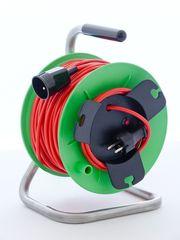 MUNOS predlžovací kábel na bubne 25m BASIC 1000314