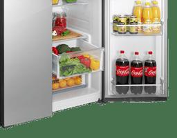 Americká chladnička Concept LA7591ig Power Freeze